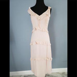 NWOT Nicole Miller Blush Dress Size 4